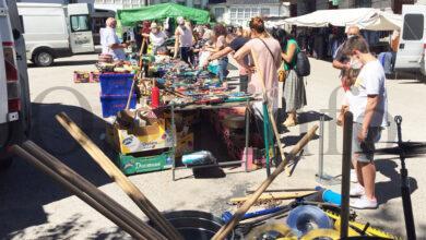 Photo of Manzaneda vive unha boa xornada de feira mantendo a seguridade