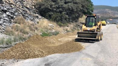 Photo of Inícianse as obras de mellora de dúas estradas que dan acceso ás canteiras en Carballeda de Valdeorras