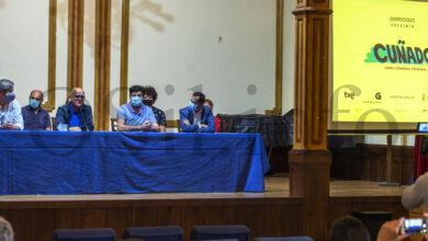 """Photo of Comeza en Ourense a rodaxe de """"Cuñados"""", filme producido polo valdeorrés Alfonso Blanco"""
