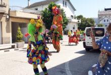 """Photo of O espectáculo de rúa """"Psycho-Delia"""" abre o sábado das Festas de Verán de Quiroga"""