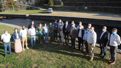 Photo of O Consorcio de Turismo da Ribeira Sacra reúnese co conselleiro para abordar o Plan de Sustentabilidade Turística