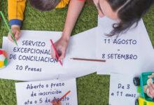 Photo of A Rúa oferta actividades de conciliación para os máis pequenos