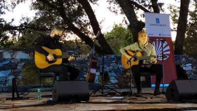 Photo of A Insua dos Poetas do Carballiño acolle o concerto de Sés