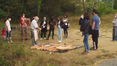 Photo of Aprendendo o oficio de telleiro en Pantón