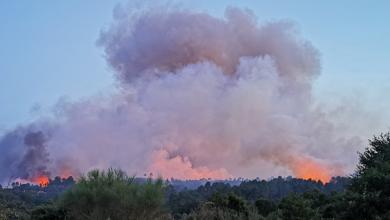 Photo of Estabilizado o incendio de Moreiras (Toén)