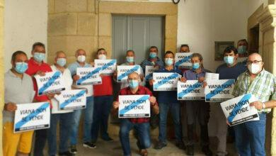 Photo of A maioría de alcaldes pedáneos das aldeas de Viana pide parar a moción de censura