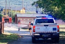 Photo of Protección Civil de Vilamartín continúa cos labores de desinfección no municipio