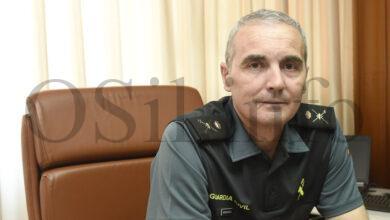 Photo of O xeneral Ángel Alonso Miranda, con raíces en Valdeorras, á fronte da Policía Xudicial