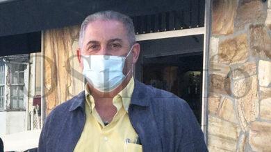 """Photo of Amable Fernández: """"Estamos moi pendentes da evolución dos tres lumes en Manzaneda"""""""