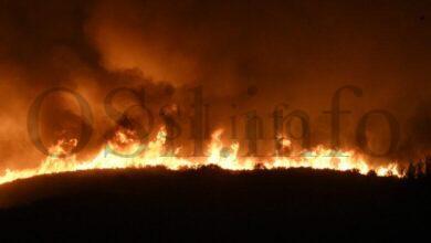 Photo of O lume de Sabuguido (Vilariño de Conso) afecta xa a unhas 2.000 hectáreas