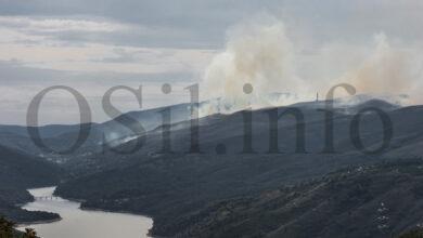 Photo of Declarada a situación 2 no incendio de Sabuguido (Vilariño de Conso)