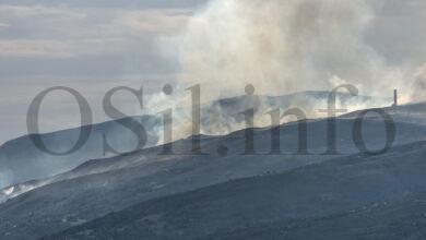 Photo of A provincia de Ourense, cercada polos lumes