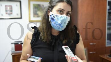 """Photo of Melisa Macía: """"Estamos vivindo uns días moi tristes no concello de Vilariño polo lume"""""""