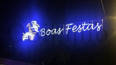 Photo of A iluminación das festas engalana xa varios puntos do Barco