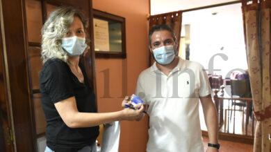 Photo of Acto festivo no Casino do Barco para entregar os carnés aos seus socios