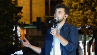 Photo of O cantante Miguel Arias reencóntrase co público valdeorrés no Barco