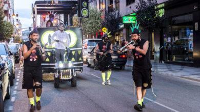Photo of O ritmo de Festicultores Troupe envolve O Barco