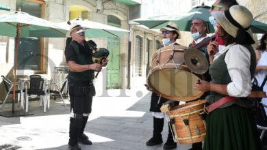 Photo of Pasarrúas e títeres pola Festa da Virxe dos Remedios en Larouco