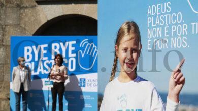 """Photo of """"Bye, bye plástico"""", unha campaña para concienciar sobre o exceso deste material"""