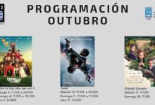 Photo of O Barco presenta a programación do cine comercial en outubro