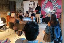 Photo of Baldo Ramos presenta o seu novo libro na Casa dos Poetas de Celanova