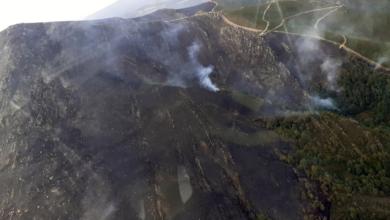 Photo of Controlados os lumes de Montederramo, Chandrexa, Manzaneda, Lobios, Muíños e Vilar de Barrio