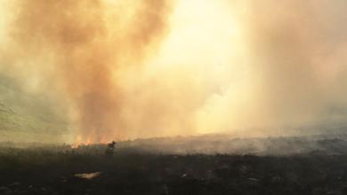 Photo of Estabilizados os lumes de Castiñeira e San Cristovo (Vilariño de Conso) e Chandrexa