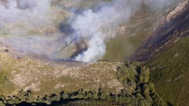 Photo of Novo incendio forestal en Chandrexa de Queixa