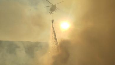 Photo of Dous incendios forestais no concello de Vilariño de Conso e un no de Chandrexa