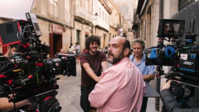 """Photo of Remata a rodaxe en Ourense do filme """"Cuñados"""", do produtor valdeorrés Alfonso Blanco"""