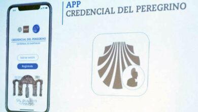 Photo of Unha App permitirá aos peregrinos obter a credencial dixital a partir de xaneiro de 2021