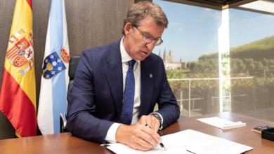 Photo of O presidente da Xunta nomea aos membros do seu goberno