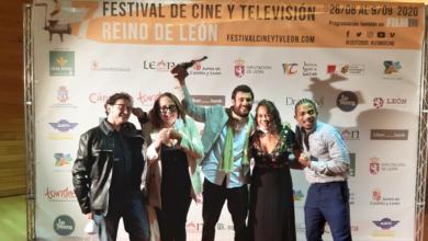 """Photo of """"Manoliño Nguema"""", retrato dun artista da Cidade dos Muchachos, gana o Festival de Cine de León"""