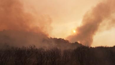 Photo of Activos unha ducia de incendios na provincia, entre eles o de Sabuguido e 3 no concello de Manzaneda