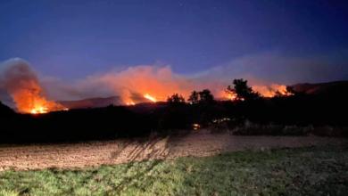 Photo of Extinguido o incendio forestal de Raigada (Manzaneda)