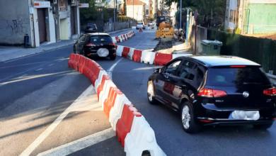 Photo of Reábrese ao tráfico na fin de semana a rúa Marcelo Macías en sentido entrada a Ourense