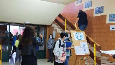 Photo of O IES Cosme López da Rúa inicia un curso marcado polas medidas de seguridade