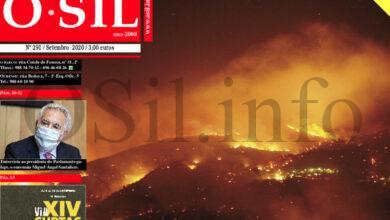 Photo of A problemática dos lumes, analizada no número de setembro do Periódico O SIL