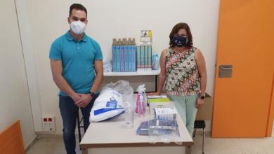 Photo of Unha empresa local colabora co CEIP Virxe do Carme de Sober para dotalo cunha aula anticovid