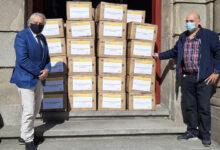 Photo of A Subdelegación do Goberno en Ourense reparte 96.000 máscaras para os concellos e entidades sociais