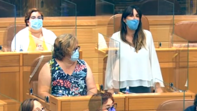 Photo of A nacionalista María González Albert, a única valdeorresa no Parlamento galego