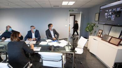 Photo of Sesión telemática da comisión de coordinación de policías locais de Galicia