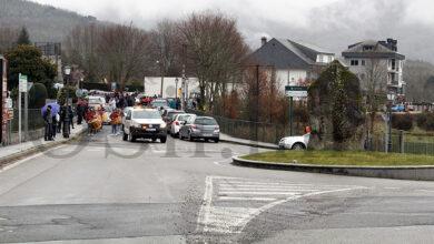 Photo of A Xunta asume a xestión da estrada provincial de acceso ao núcleo da Veiga