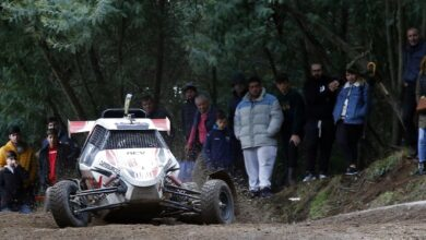 "Photo of Cancélase o 7º Rallyemix de Barbadás ""Memorial Gonzalo Belay"""