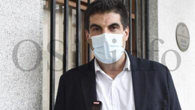"""Photo of Gabriel Alén: """"Temos que acercar moito máis a comarca de Valdeorras á capital"""""""