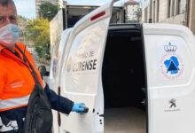 Photo of Protección Civil de Ourense incorpora un novo vehículo para reforzar a atención aos afectados pola pandemia