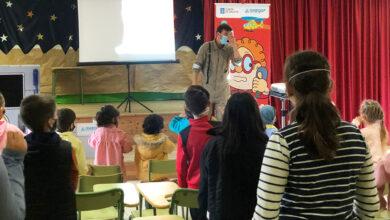 Photo of Os escolares de Manzanda aprenden a usar o número de emerxencias 112 cos Bolechas