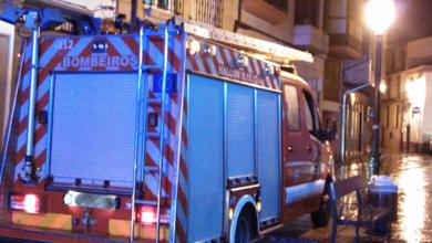 Photo of Incendio nunha campá extractora no Barco