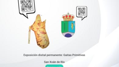 """Photo of A exposición """"Gaitas primitivas"""", instalada en Río, faise dixital e permanente"""