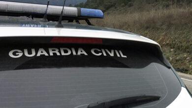 Photo of A Garda Civil do Barco detén a dous homes roubando no punto limpo de Viloira